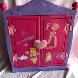 Build A Bear Dresser Armoire